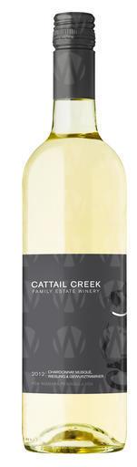 Cattail Creek Estate Winery Cat Series White
