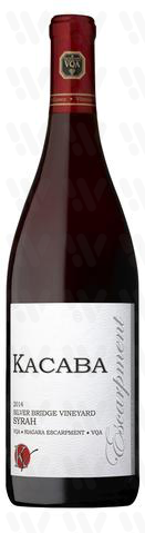 Kacaba Vineyards and Winery Silver Bridge Syrah
