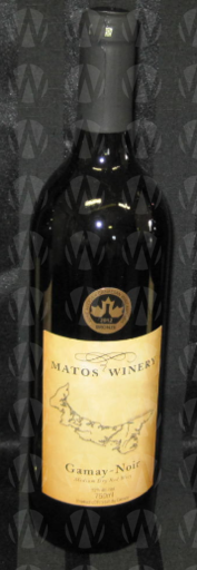 Matos Winery and Distillery Gamay-Noir