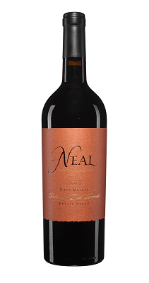 Neal Family Vineyards Rutherford Dust Petite Syrah Bottle Preview