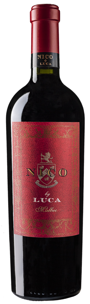 Luca Wines NICO BY LUCA MALBEC Bottle Preview