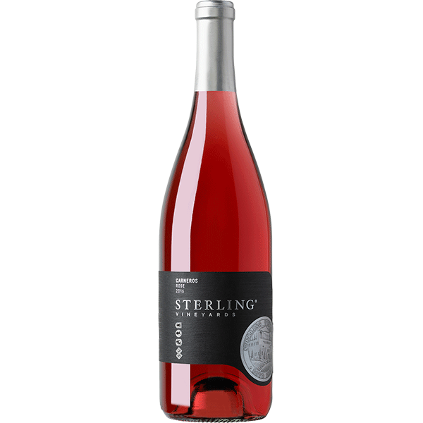 Carneros Rosé Syrah Bottle