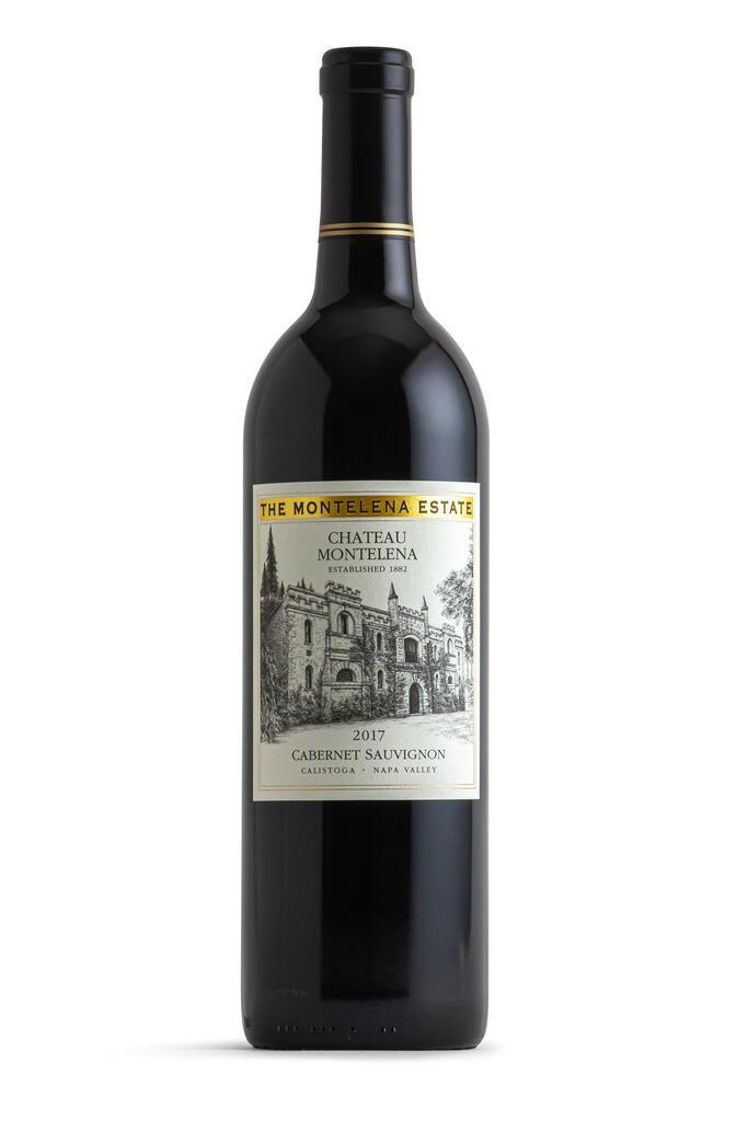 Chateau Montelena Montelena Estate Cabernet Sauvignon Bottle Preview
