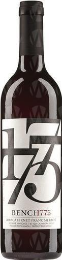 Bench 1775 Winery Cabernet Franc Merlot