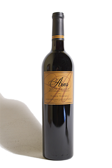 Arns Winery Arns Estate Grown Cabernet 20th Anniversary Bottle Preview