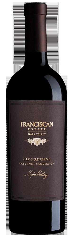 Franciscan Estate FRANCISCAN ESTATE CLOS RESERVE CABERNET SAUVIGNON Bottle Preview
