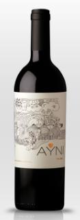 Chakana Ayni Malbec Bottle Preview