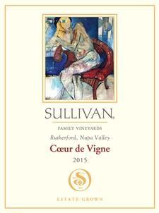 Sullivan Vineyards Coeur de Vigne Bottle Preview