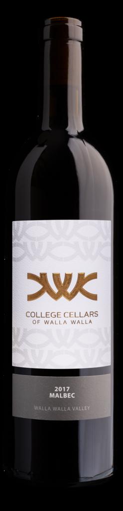 College Cellars of Walla Walla Malbec Bottle Preview