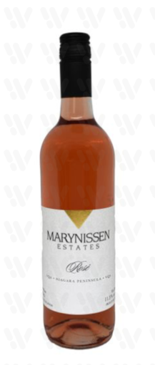 Marynissen Estates Winery Rosé