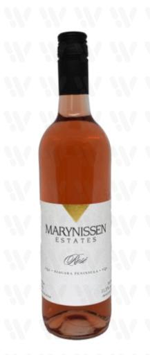 Marynissen Estates Winery Rosé