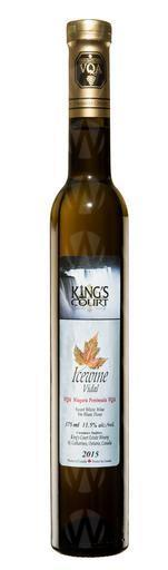 King's Court Estate Winery Vidal Icewine