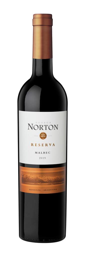 Reserva Malbec Bottle