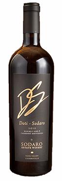 Sodaro Estate Winery Doti-Sodaro Cabernet Sauvignon Bottle Preview