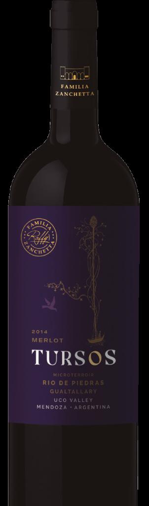 Tursos Merlot Bottle
