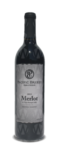 Pacific Breeze Winery Merlot