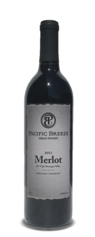 Pacific Breeze Winery Merlot