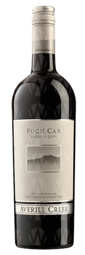 Averill Creek Vineyard Foch Cab Reserve