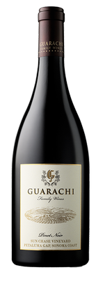 Guarachi Family Wines Sun Chase Pinot Noir Bottle Preview