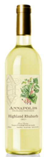 Annapolis Highland Vineyards Highland Rhubarb