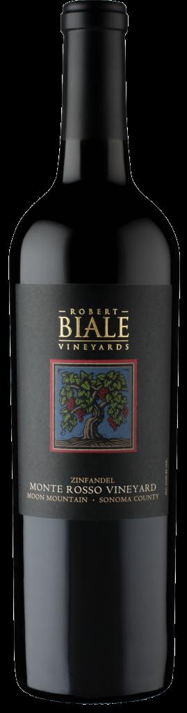 Monte Rosso Vineyard Zinfandel Bottle