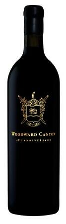 Woodward Canyon Winery 40th Anniversary Cabernet Sauvignon Bottle Preview