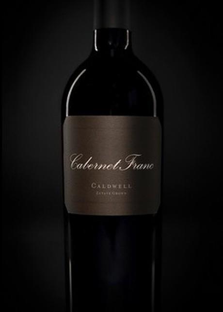 Caldwell Vineyard Cabernet Franc Bottle Preview