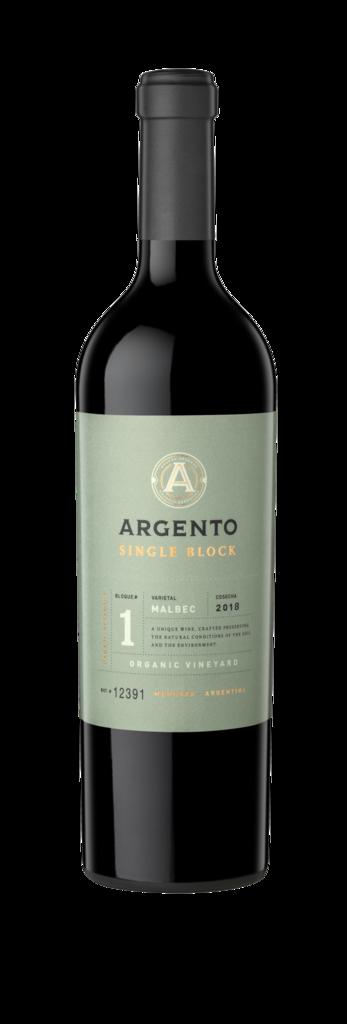 Bodega Argento Argento Single Block Altamira Malbec Bottle Preview