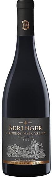 Beringer Pinot Noir Bottle