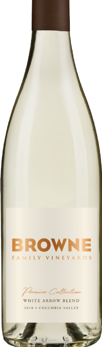 Browne Family Vineyards White Arrow Blend Bottle Preview