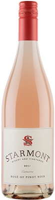 Starmont Winery & Vineyards Rose of Pinot Noir Bottle Preview