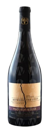 Between the Lines Estate Winery Pinot Noah Reserve