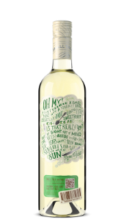 Small Talk Vineyards Faux Pas Riesling-Sauvignon Blanc