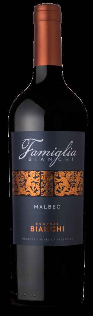 Bodegas Bianchi FAMIGLIA BIANCHI Malbec Bottle Preview