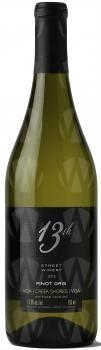 13th Street Winery Reserve Pinot Gris