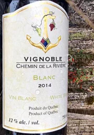 Vignoble Chemin de la Rivière Blanc