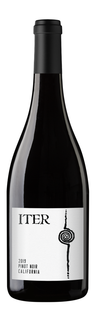 Iter Cellars Iter Napa Valley Pinot Noir Bottle Preview