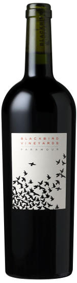 Blackbird Vineyards Paramour Napa Valley Proprietary Red Wine Bottle Preview