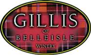 Gillis of Belleisle Winery Logo