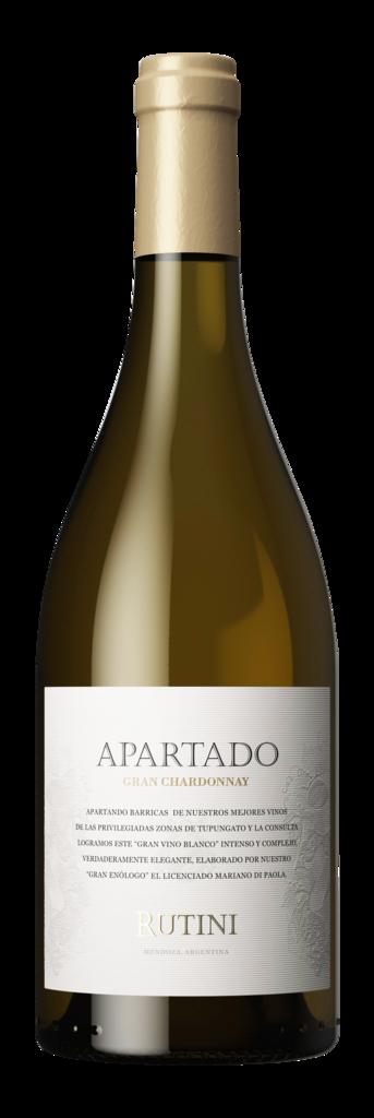 Rutini Wines Apartado Gran Chardonnay Bottle Preview