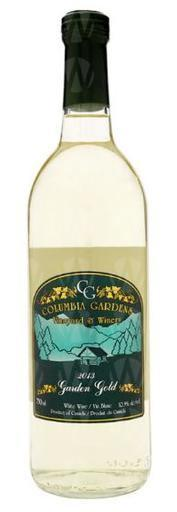 Columbia Gardens Vineyard & Winery Garden Gold White