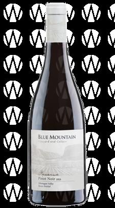 Blue Mountain Vineyard and Cellars Ltd. Reserve Pinot Noir