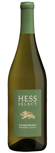 The Hess Collection Winery Monterey Chardonnay Bottle Preview