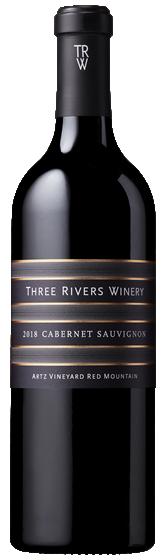 Three Rivers Winery Three Rivers-Cabernet Sauvignon-Artz Vineyard Bottle Preview