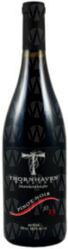 Thornhaven Estates Winery Pinot Noir
