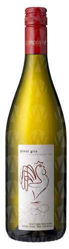 Red Rooster Winery Classic Pinot Gris