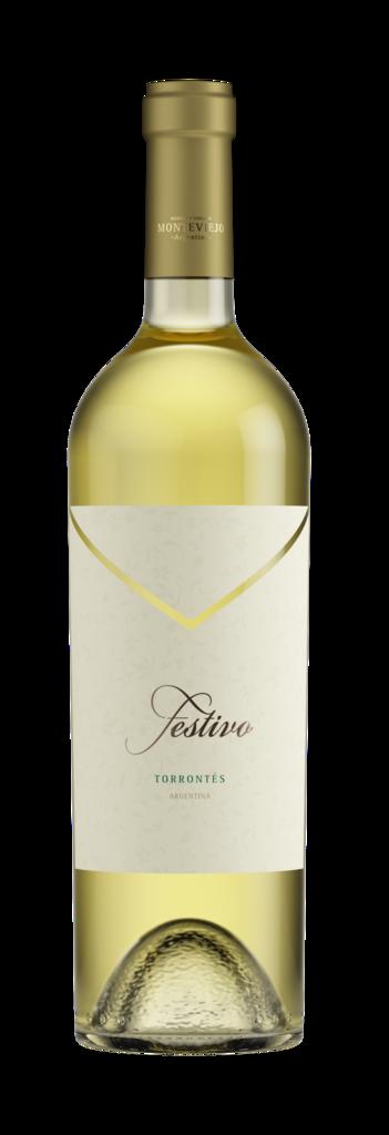 Bodega Monteviejo Festivo Torrontés Bottle Preview