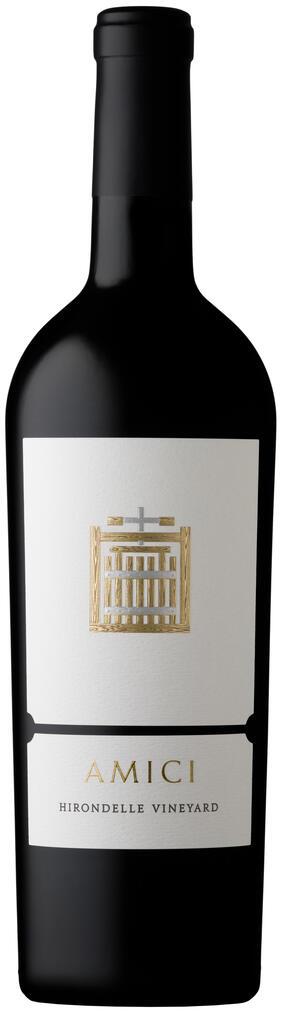 Amici Cellars Amici Cabernet Sauvignon Hirondelle Vineyard Bottle Preview