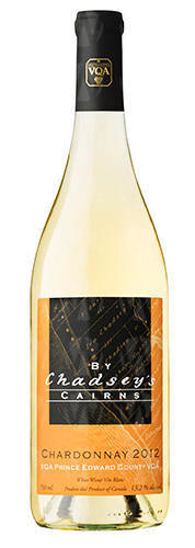 By Chadsey's Cairns Winery and Vineyard Chardonnay
