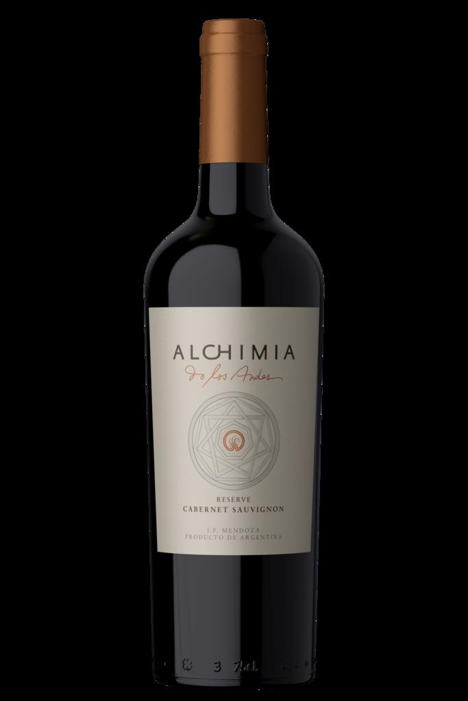Alchimia Wines Reserve Cabernet Sauvignon Bottle Preview